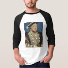Portrait of Henry VIII of England by Hans Holbein T-Shirt