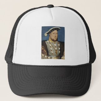 Portrait of Henry VIII of England by Hans Holbein Trucker Hat
