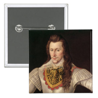 Portrait of Henry Wriothesley  3rd Earl Button