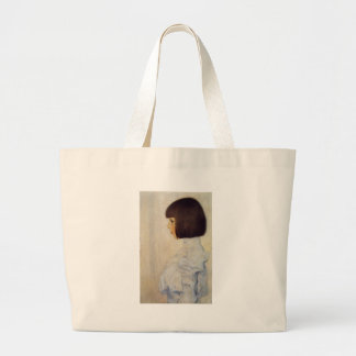 Portrait of herene kurimuto jumbo tote bag
