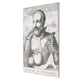 Portrait of Hernando de Magallanes Gallery Wrapped Canvas