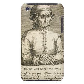 Portrait of Hieronymus Bosch (c.1450-1516) plate 3 iPod Touch Cover