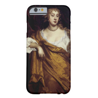 Portrait of Hon. Mary Wharton Barely There iPhone 6 Case