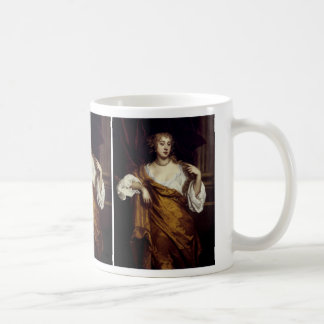 Portrait of Hon. Mary Wharton Coffee Mug
