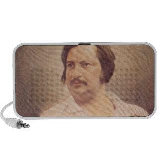 Portrait of Honore de Balzac iPod Speaker
