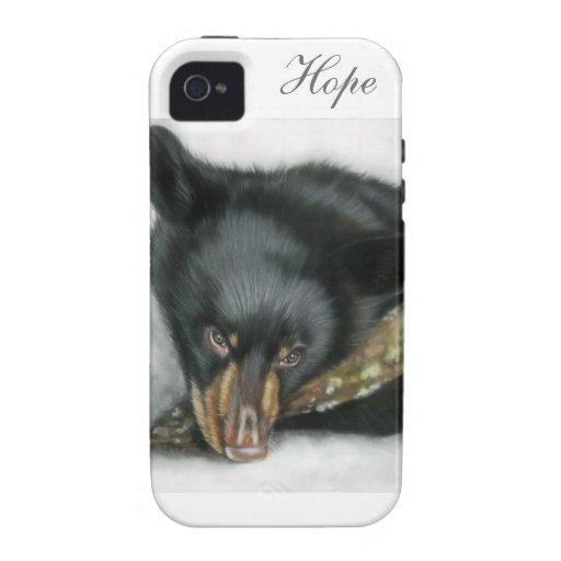 Portrait of Hope Case-Mate Case iPhone 4 Case