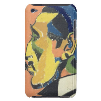 Portrait of Horace Brodsky (1885-1969) (pastel on Barely There iPod Cover