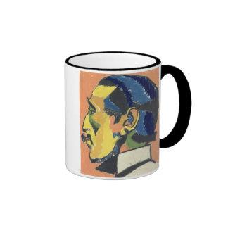 Portrait of Horace Brodsky (1885-1969) (pastel on Ringer Mug