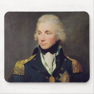 Portrait of Horatio Nelson , Viscount Nelson Mouse Pad