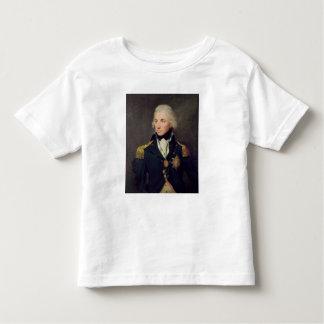 Portrait of Horatio Nelson , Viscount Nelson Toddler T-shirt