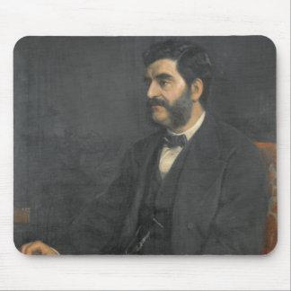 Portrait of Hormuzd Rassam, 1869 Mouse Pad