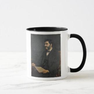 Portrait of Hormuzd Rassam, 1869 Mug