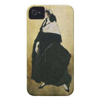 Portrait of Ida Lvovna Rubinstein (c.1885-1960) (c iPhone 4 Case-Mate Case