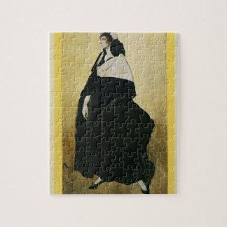 Portrait of Ida Lvovna Rubinstein (c.1885-1960) (c Jigsaw Puzzle