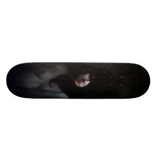 Portrait of Ikuko's Ghost v2 Skateboard