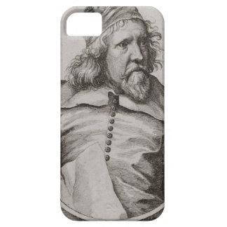 Portrait of Inigo Jones 1573-1652 engraved by We iPhone 5 Cover