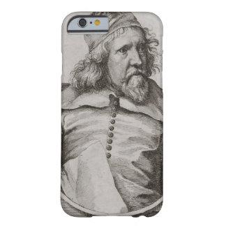 Portrait of Inigo Jones 1573-1652 engraved by We iPhone 6 Case