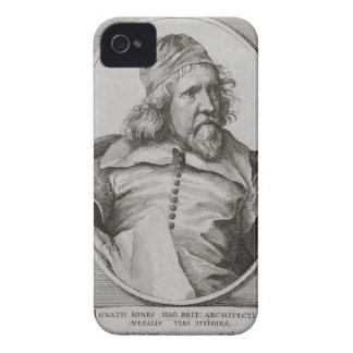 Portrait of Inigo Jones 1573-1652 engraved by We Case-Mate iPhone 4 Case