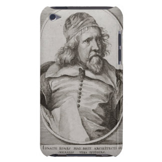 Portrait of Inigo Jones 1573-1652 engraved by We Barely There iPod Covers