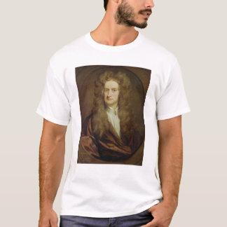Portrait of Isaac Newton  1702 T-Shirt