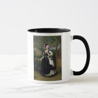 Portrait of Isabel Parrena Arce Mug