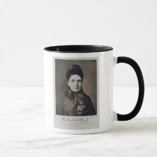 Portrait of Isabella Bird Bishop Mug