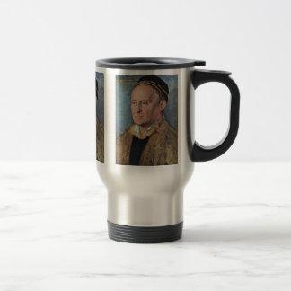 Portrait Of Jacob Muffle By Albrecht Dürer 15 Oz Stainless Steel Travel Mug