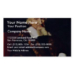 Portrait Of Jacob Trip By Maes Nicolaes Double-Sided Standard Business Cards (Pack Of 100)