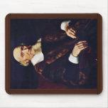 Portrait Of Jacob Trip By Maes Nicolaes Mouse Pad