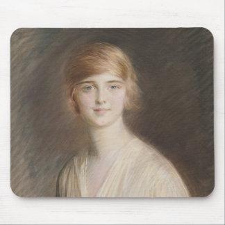 Portrait of Jacqueline Mouse Pad