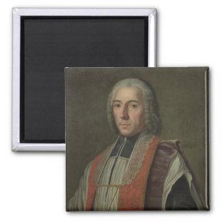 Portrait of Jacques Denis Cochin Fridge Magnets