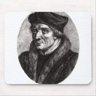 Portrait of Jacques Lefevre d'Etaples Mouse Pad