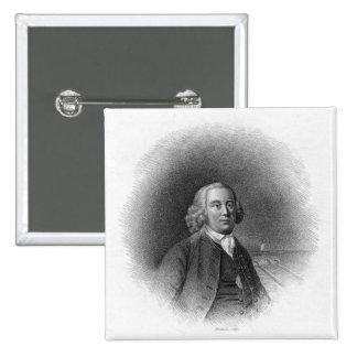 Portrait of James Brindley Button