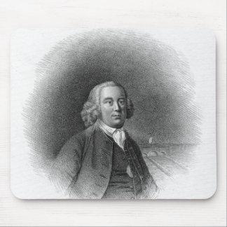 Portrait of James Brindley Mouse Pad