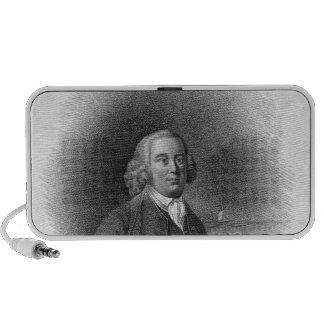 Portrait of James Brindley Portable Speaker