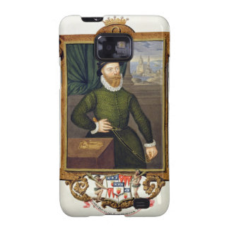 Portrait of James Douglas (c.1516-81) 4th Earl of Samsung Galaxy S2 Covers