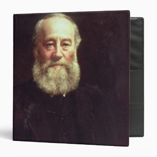 Portrait of James Prescott Joule Binder