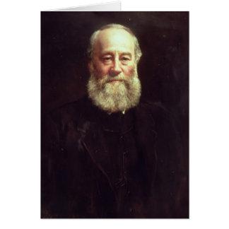 Portrait of James Prescott Joule Card