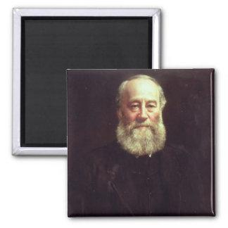 Portrait of James Prescott Joule Magnet