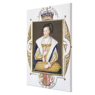 Portrait of James V (1512-42) King of Scotland fro Canvas Prints