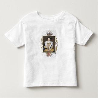 Portrait of James V (1512-42) King of Scotland fro Toddler T-shirt