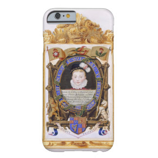 Portrait of James VI of Scotland (1566-1625) Later Barely There iPhone 6 Case