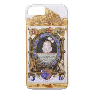 Portrait of James VI of Scotland (1566-1625) Later iPhone 7 Case