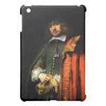 Portrait of Jan Six by Rembrandt Case For The iPad Mini