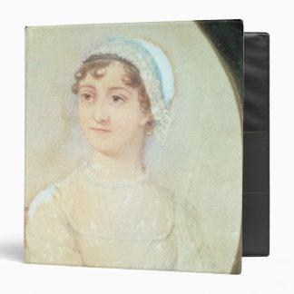 Portrait of Jane Austen Binder