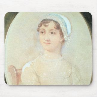 Portrait of Jane Austen Mouse Pad