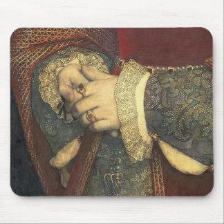 Portrait of Jane Seymour, 1536 Mouse Pad