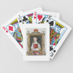 Portrait of Jane Seymour (c.1509-37) 3rd Queen of Bicycle Poker Cards