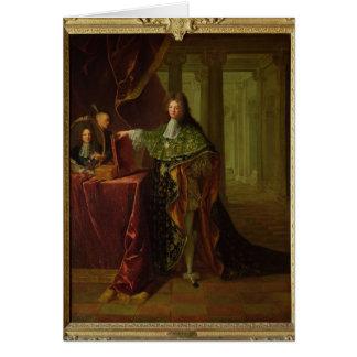 Portrait of Jean-Baptiste Colbert Greeting Card