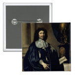 Portrait of Jean-Baptiste Colbert de Torcy  1666 Pin